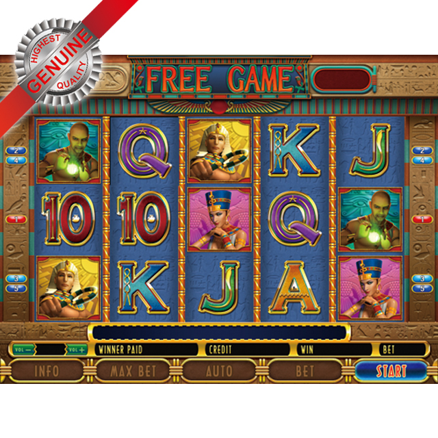 What do online gambling games have compared to traditional gambling